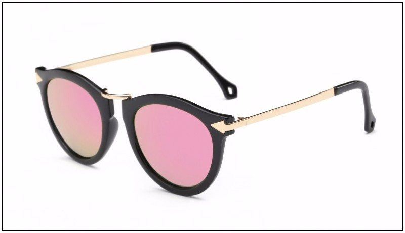 Colorful Caveolae Woman Polarized Sunglasses Fashion Plastic Frame Ladies Dark Glasses Popular All-Match Sun Glasses Women
