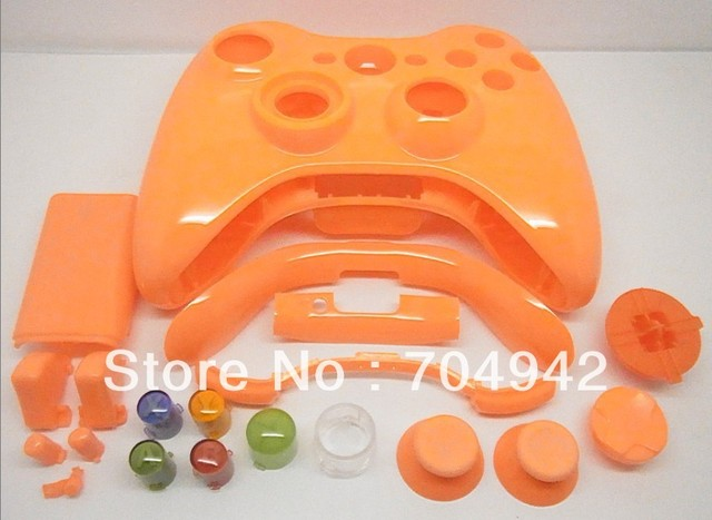 Shell, Button,Screw, Battery Case for Xbox360 Controller