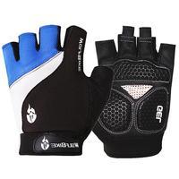 WOLFBIKE cycling gloves half finger guanti luvas para guantes ciclismo gel luva bike gloves bicycle biking gloves mtb mountain