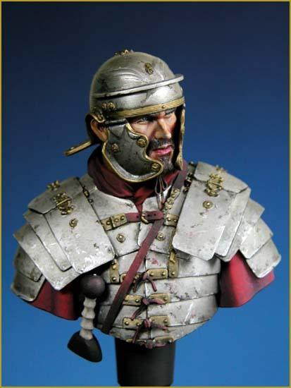 Roman Legion Soldier Age