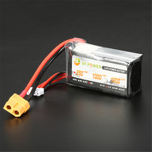 High Quality XF Power 11.1V 850mAh 3S 40C Lipo Battery XT60 Plug For RC Model Camera Drone Accessories