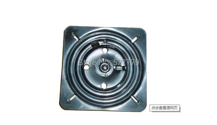 Factory Derectly Sale 8 Inch Memory Return Swivel Plate kh002(China (Mainland))