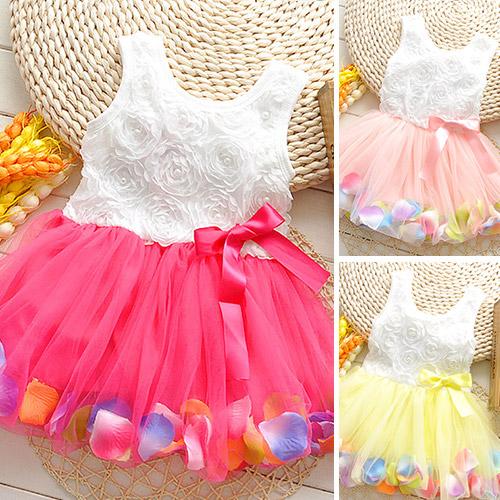 Стильное платье для девочки 2 лет