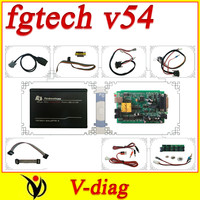 Surely !!! V54 fg tech fgtech galletto 4 Master v54 FG Tech BDM-TriCore-OBD with BDM function dhl freeshiping