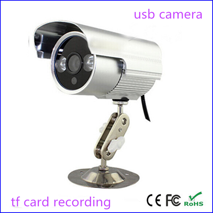 array led sd card slot, video/audio recorder indoor/outdoor security dvr camera(China (Mainland))