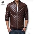 2016 New Men Jacket Leather Jacket Winter Men Coats Brand Slim Fit Men Clothing Fashion Men