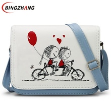 Summers Cartoon Candy Color Women Bag School Bicycle Girls Shoulder Bags Cute Small Messenger Bags Gifts For Children L4-2499(China (Mainland))