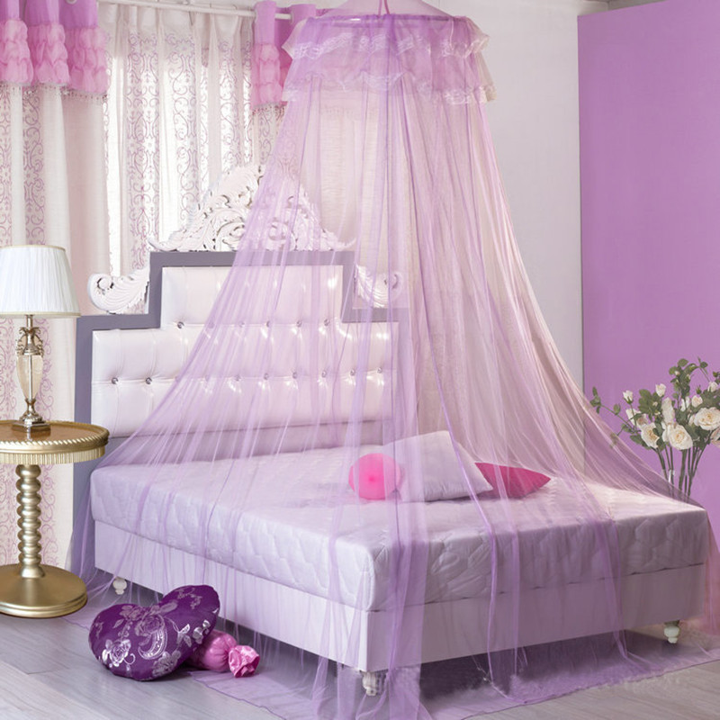 mosquito nets curtain for bedding set 3 colors princess bed canopy bed