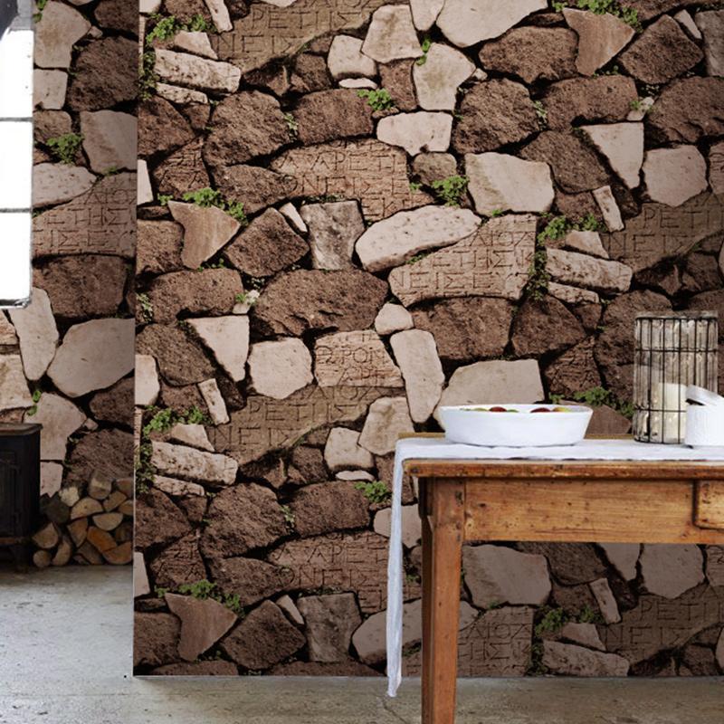 Revestimientos de paredes de piedra de alta calidad - Revestimiento paredes imitacion piedra ...