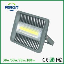 LED Flood Light 100W 70W 50W 30W Floodlight IP66 Waterproof 220V 110V LED Spotlight Refletor LED Outdoor Lighting Gargen Lamp(China (Mainland))