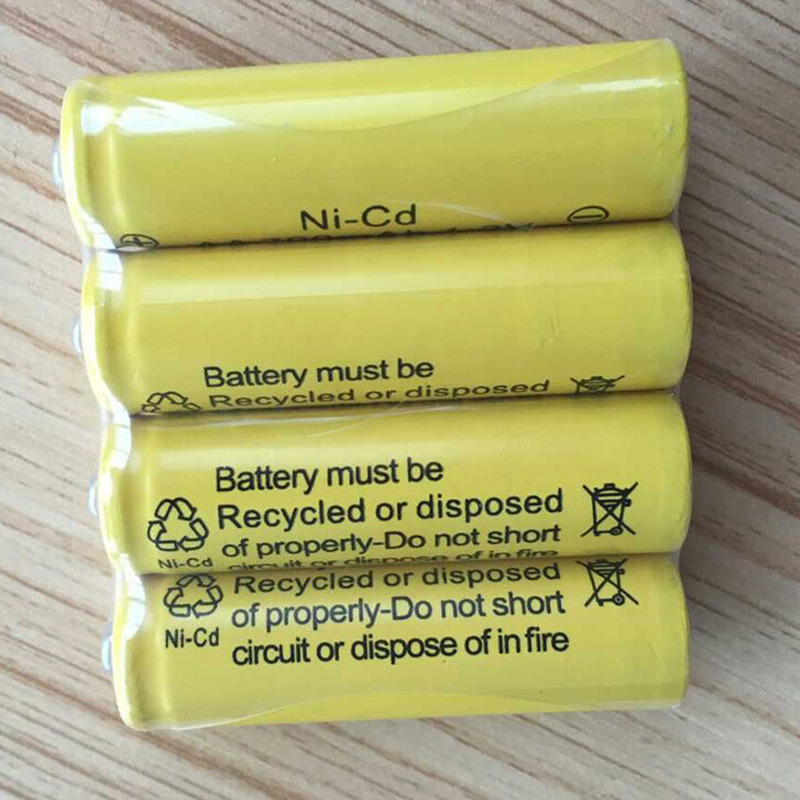 4x 500 Times AA Rechargeable Battery 700mAh NI-CD 1.2V 1.2Volt Rechargeable 2A Battery Bateria Baterias Batteries<br><br>Aliexpress