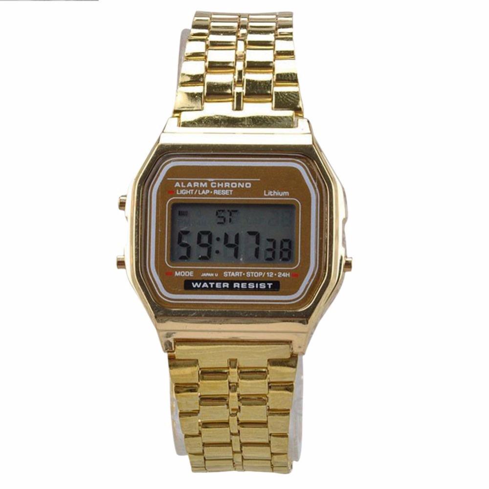 2016 Fashion Vintage Watch Electronic Digital Display