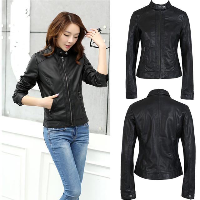 Leather Jackets For Females - Coat Nj