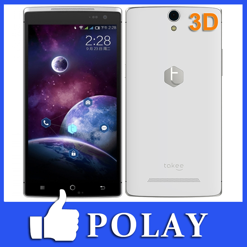 DHL free World's First 3D Holographic Mobile phone Takee takee1 MTK6592T 2.0GHz Octa Core 5.5'' 1920*1080p 2G RAM 32GB ROM 13MP(China (Mainland))