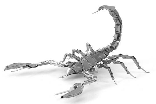 3d-металла модель головоломка
