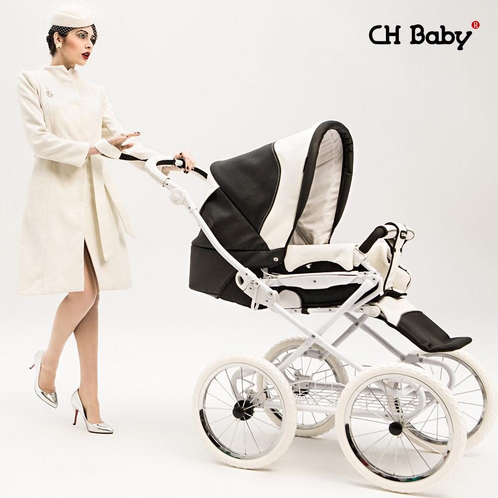 free shipping Chbaby Royal envoy baby stroller carriage umbrella vehicle high landscape handcartcan lie new wholesale hot sale(China (Mainland))