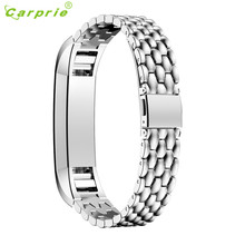 Buy Hot sale CARPRIE Smartwatch Replacement Stainless Steel Watch Band Wrist strap Fitbit Alta HR Smart Watch Gifts Bands for $7.50 in AliExpress store