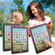 Tablet Pad Computer For Kid Children Learning English Educational Teach Toy Hot Selling(China (Mainland))