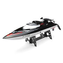 2016 Brand New top  FT012 Upgraded FT009 2.4G Brushless RC Racing Boat(China (Mainland))