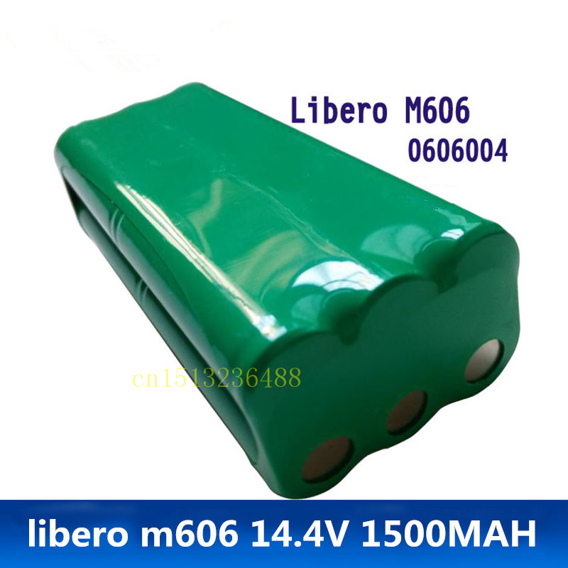 14.4V 1500mah NI-MH FOR ibero m606 Replacement battery Robot battery FOR ibero m606 0606004(China (Mainland))