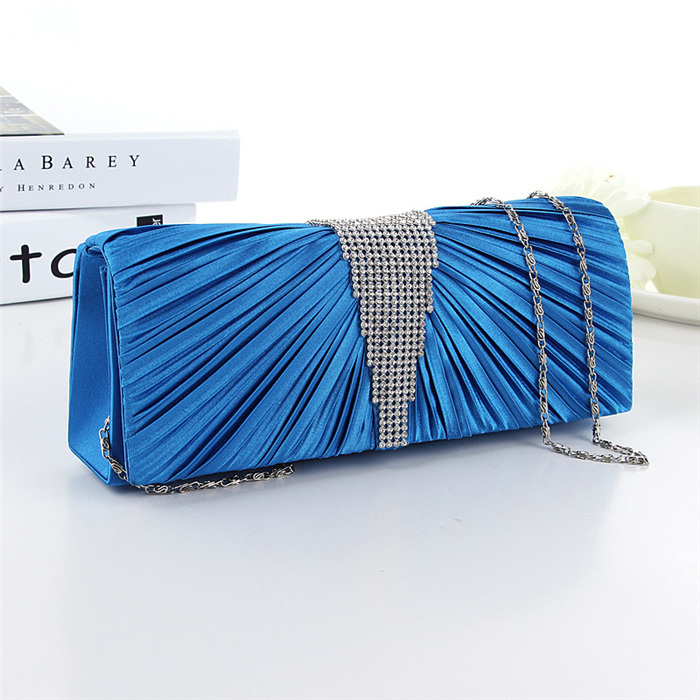 Trendy Suede Rhinestone Evening Clutch Bags With Hasp Decoration Lady Solid Bags Stripes Pattern Smart Phone Purse On Sale 60(China (Mainland))
