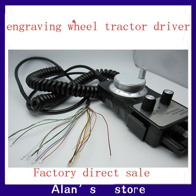 Special electronic handwheel pulse generator/hand vein/handheld unit handwheel thread handle CNC numerical control the handwheel(China (Mainland))