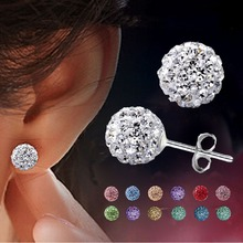 earrings brincos aros earing pendientes mujer for women brinco perlas aretes crystal fashion stud oorbellen earring orecchini