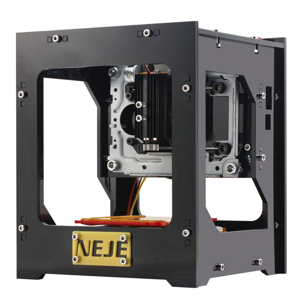 NEJE 1000mW High Speed Mini USB Laser Engraver Automatic DIY Print Engraving Machine Off-line Operation with Protective Glasses(China (Mainland))