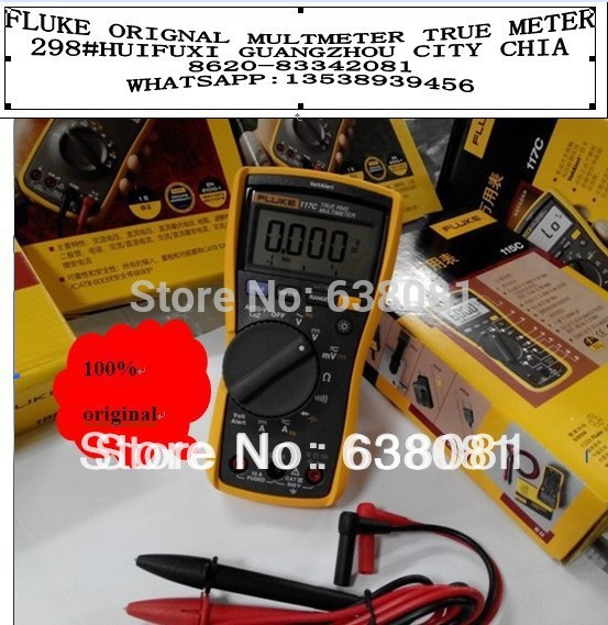 Fluke Digital Fluke Digital Multimeter Fluke