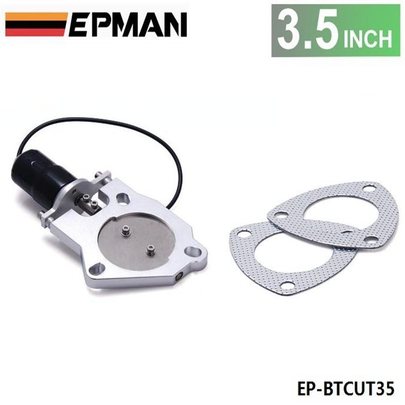 EPMAN 3.5  Electric Exhaust Cutout Remote Control Motor Kit. EP-BTCUT35<br><br>Aliexpress