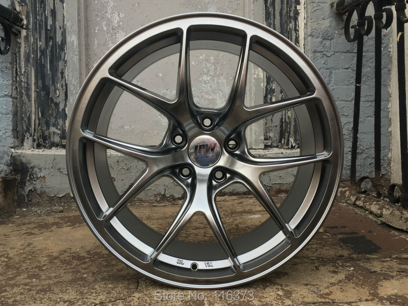 """4 New 19"""" Wheel Rims wheels for 2007 2008 2009 2010 2011 2012 Lexus IS250 IS350 Ford Fusion W005(China (Mainland))"""