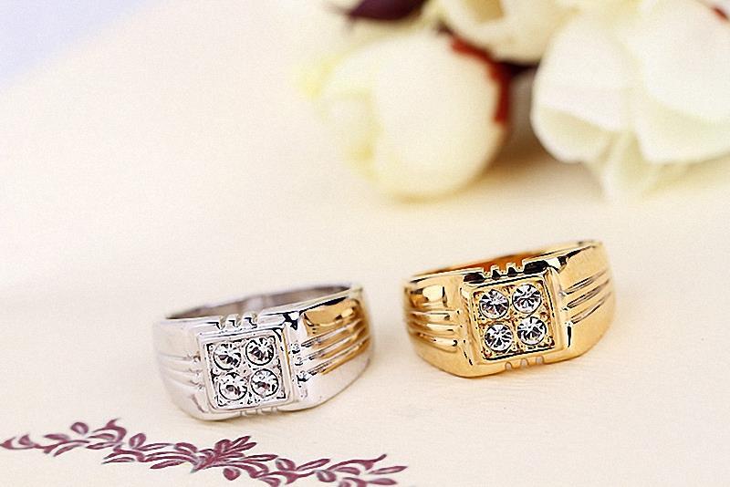 HTB1HmWBKpXXXXcnXpXXq6xXFXXXh - Brand TracysWing Rings for men Genuine Austria Crystal 18KRGP Gold Color Fashion wedding ring New Sale Hot #RG90044