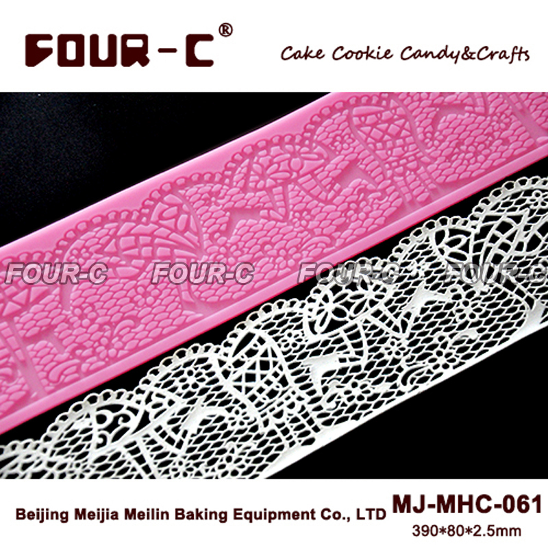 New Arrivals,dancing styles cake decor silicone mat,sugar art silicone mould,cake decor tools(China (Mainland))