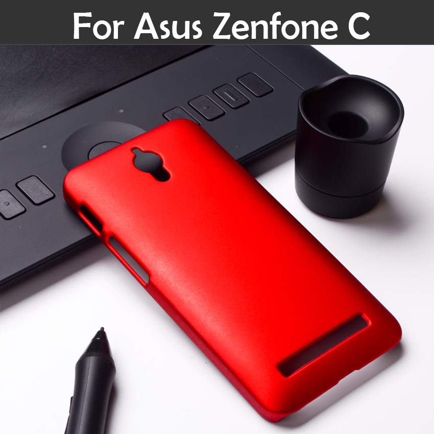 """For Asus Zenfone C ZenfoneC ZC451CG 4.5"""" Ultra thin SLIM Frosted Matte Back cover skin shell hood Hybrid Hard Plastic Case XJQ(China (Mainland))"""