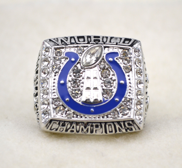 Cheap 2006 NFL Super Bowl XLI Indianapolis Colts Championship Ring
