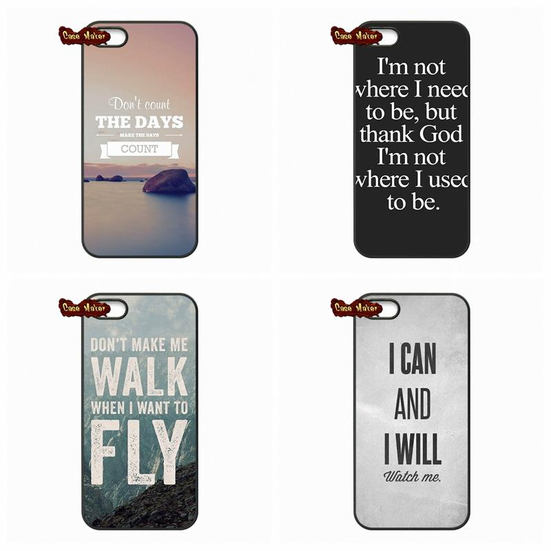 For iPhone 4 4S 5S 5 5C 6 6S Plus Samsung Galaxy S2 S3 S4 S5 MINI S6 S7 Edge Plus Islam Motivational Posters Phone Cover Case(China (Mainland))