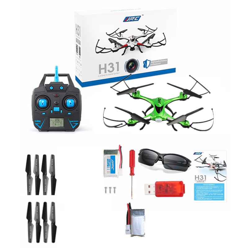 JJRC H31 RC Drone Waterproof Resistance To Fall Headless Mode Quadrocopter One Key Return 2.4G 6Axis RC Quadcopter Helicopter(China (Mainland))