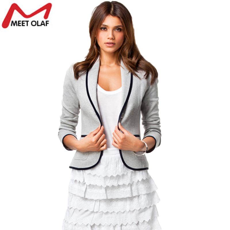 Women Casual Blazer Turn Down Collar Blaizer Slim Blaser Feminino Candy Color Suit Jacket Coat Cargidans Ladies Blazers YL251Одежда и ак�е��уары<br><br><br>Aliexpress