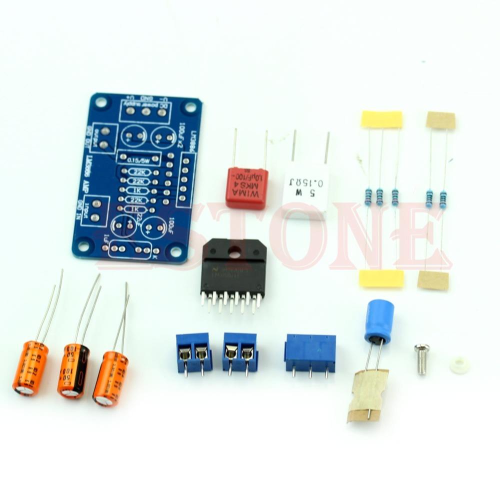 купить Интегральная микросхема Brand new 60W LM3886TF Digital Power Amp DIY 29400 недорого