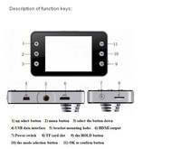 Автомобильный видеорегистратор OEM 2.7 HD1080p 30fps G K6000