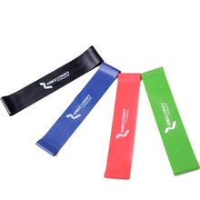 Buy 4PCS/Lot Elastic Band Tension Resistance Band Exercise Workout Ruber Loop Crossfit Strength Pilates Training Expander for $7.99 in AliExpress store