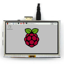 5 inch Raspberry Pi LCD Display Module  800*480 TFT Resistive Touch Screen Panel HDMI Interface for Rapsberry Pi A/A+/B/B+/2 B