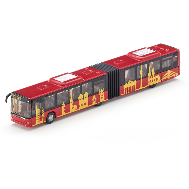 Siku 1893 1:87 Articulated bus alloy model car toy gift collection(China (Mainland))