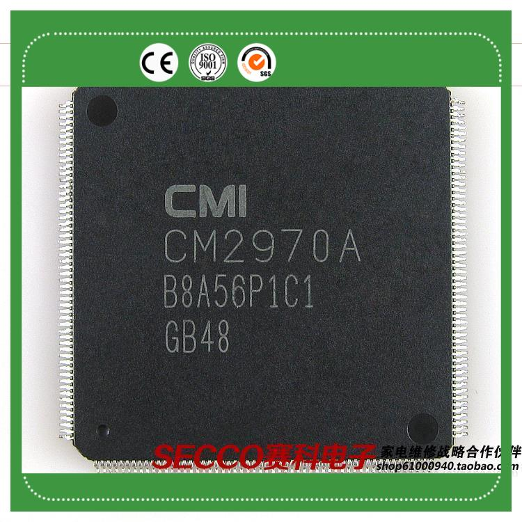 Free Delivery.CM2970A LCD logic board decoder IC chip parts(China (Mainland))