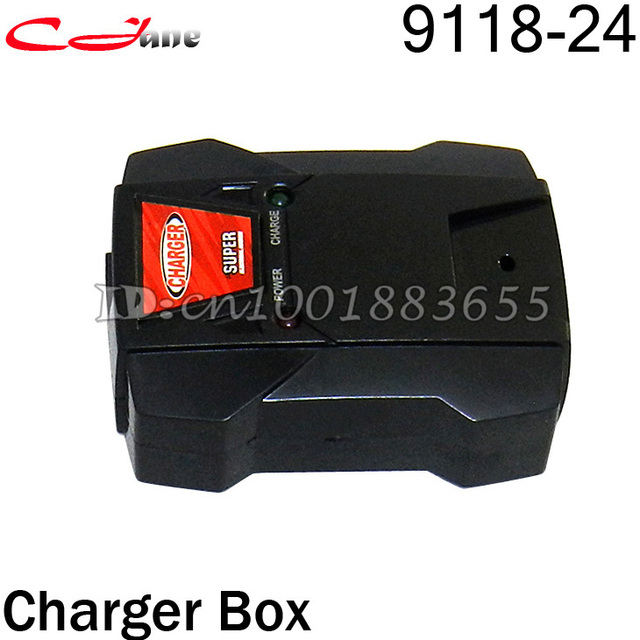 Free shipping wholesale/Double Horse DH9118 Charger box  for DH 9118 RC helicopter spare parts