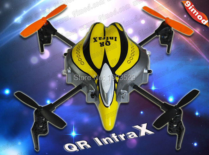 Free Shipping Hot Sell New Walkera QR Infra X Professional RC drone 6-Axis UFO Quadcopter Flyer(Exclude Remote Controller DEVO4)