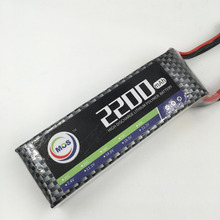 Buy MOS 3S rc airplane lipo battery 3s 11.1v 2200mAh 30C rc helicopter rc car rc boat quadcopter Li-Polymer battey free for $15.69 in AliExpress store