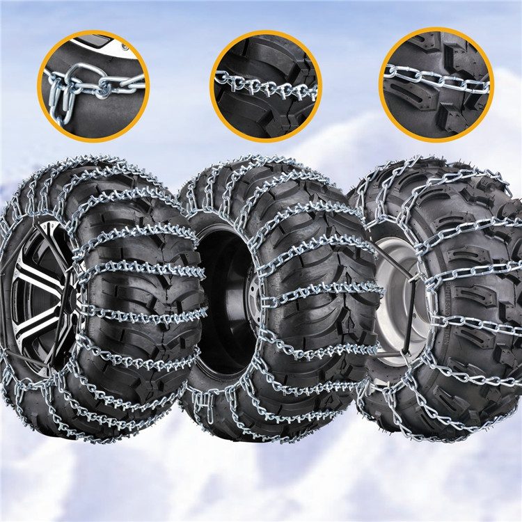 Snow chains car are ATV series mower tires slip fit(China (Mainland))