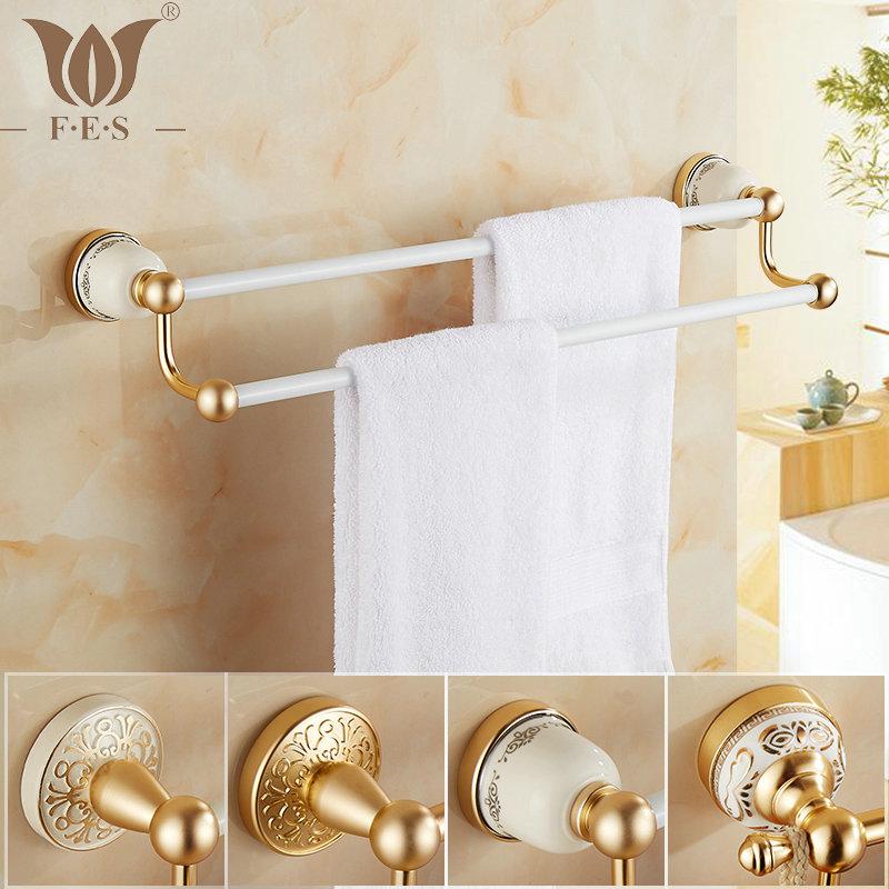 Bathroom hangers