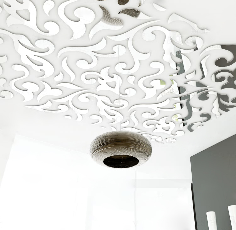 sticker home decor Picture - More Detailed Picture about Large Europe Ceiling...